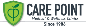 Care Point Medical & Wellness Clinics Mobile Logo
